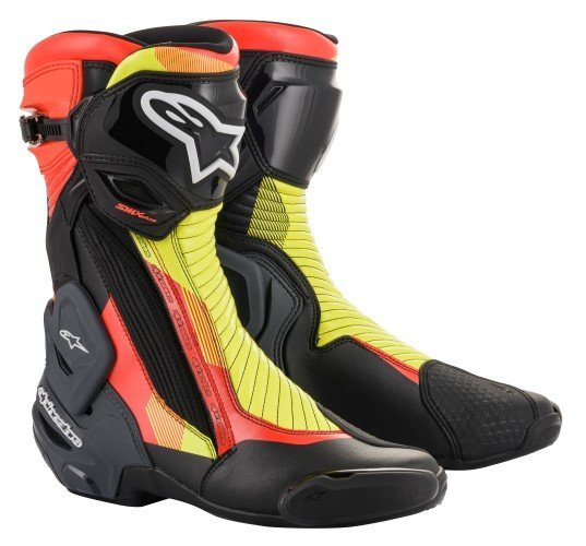 Alpinestars SMX Plus v2 Boot pista racing touring