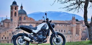Leoncino Trail 500