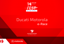 Motor Valley Fest Digital Ducati Motorola e-Race