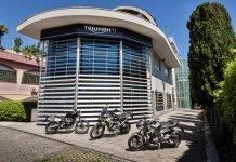 Triumph Italia nuova sede
