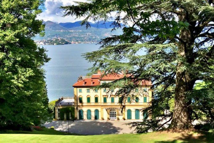 Villa Pallavicino - Stresa - Lago Maggiore in moto