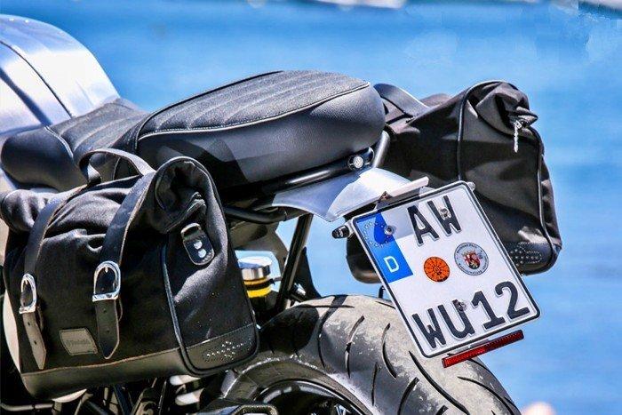 Wunderlich per BMW R nineT borsa Mammuth