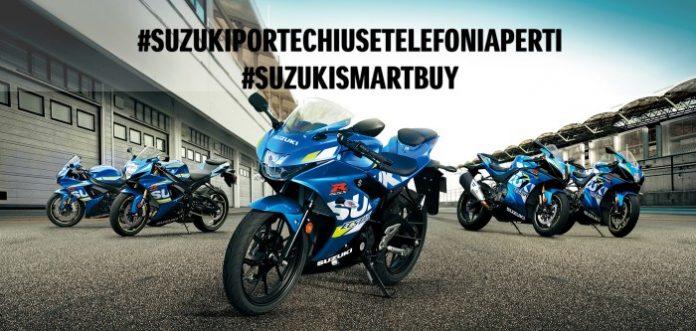 Riapertura concessionari Suzuki Moto
