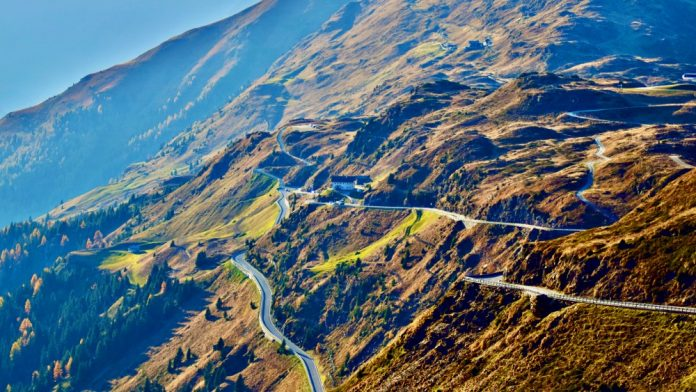 Passo Giovo Itinerario in moto