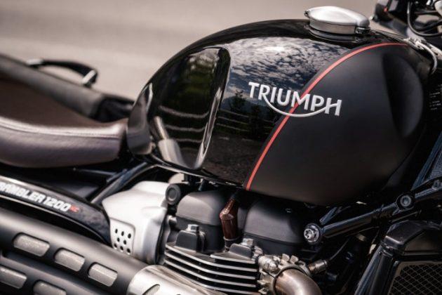 Triumph Scrambler 1200 XC