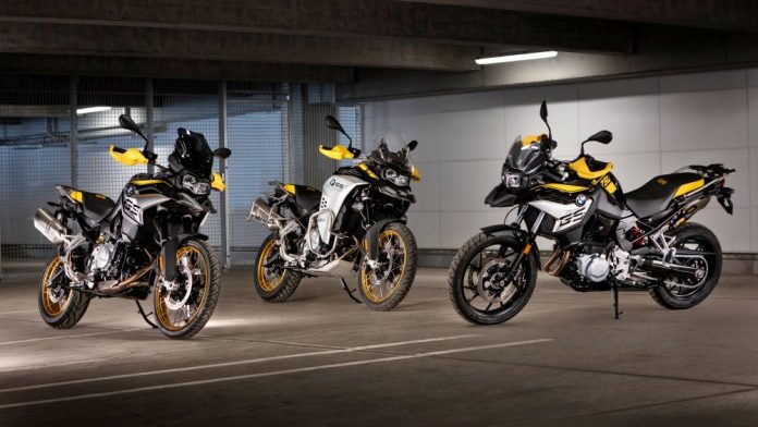 Nuove BMW F 750 850 GS Adventure 40 Years