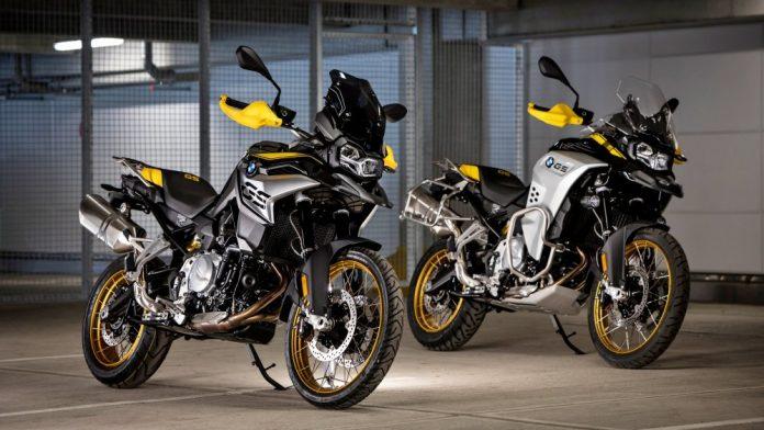 BMW F 850 GS Adventure 40 Years