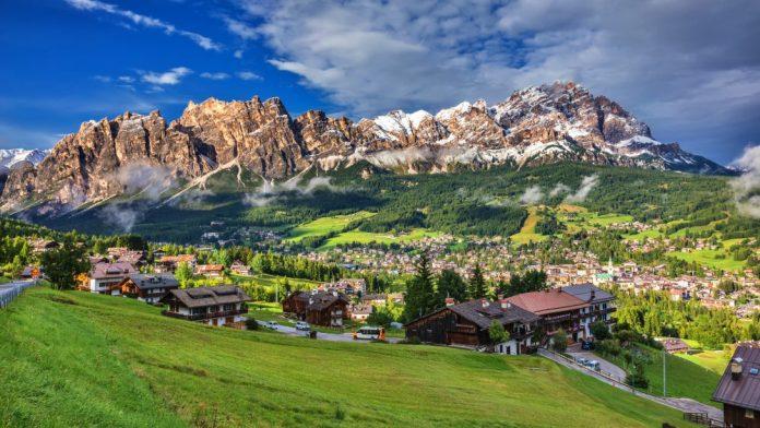 Cortina D'Ampezzo - Dolomiti in moto