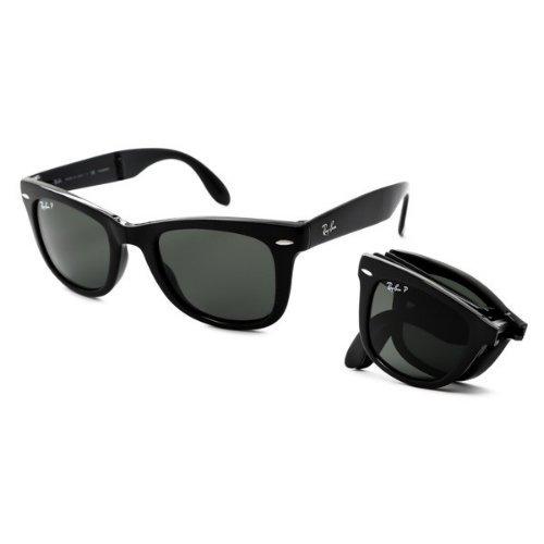 Ray Ban Folding Wayfarer occhiali da sole pieghevoli