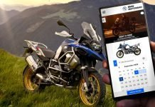 Rent a Ride di BMW Motorrad