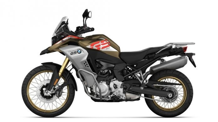 Nuova BMW F 850 GS Adventure