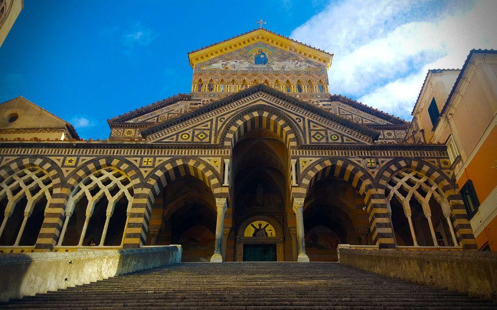 Duomo di Amalfi - Foto di Salvatore Monetti