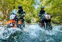 Ride Out Experience 2020 KTM Pirelli