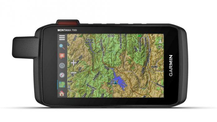 Nuovi GPS Garmin Montana 750i 700i 700