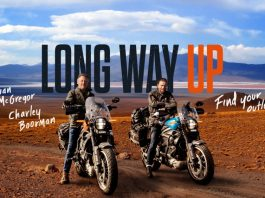 Long Way Up Harley Davidson Livewire Ewan McGregor