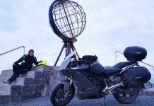 Orlandi Zero Capo Nord Moto Elettrica