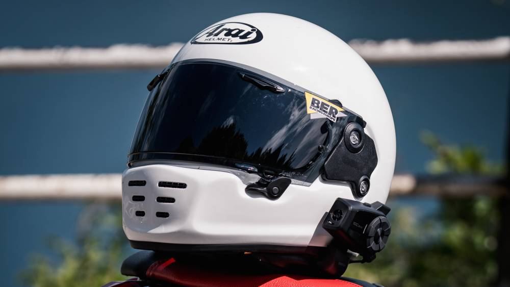 Arai Concept- X test video recensione