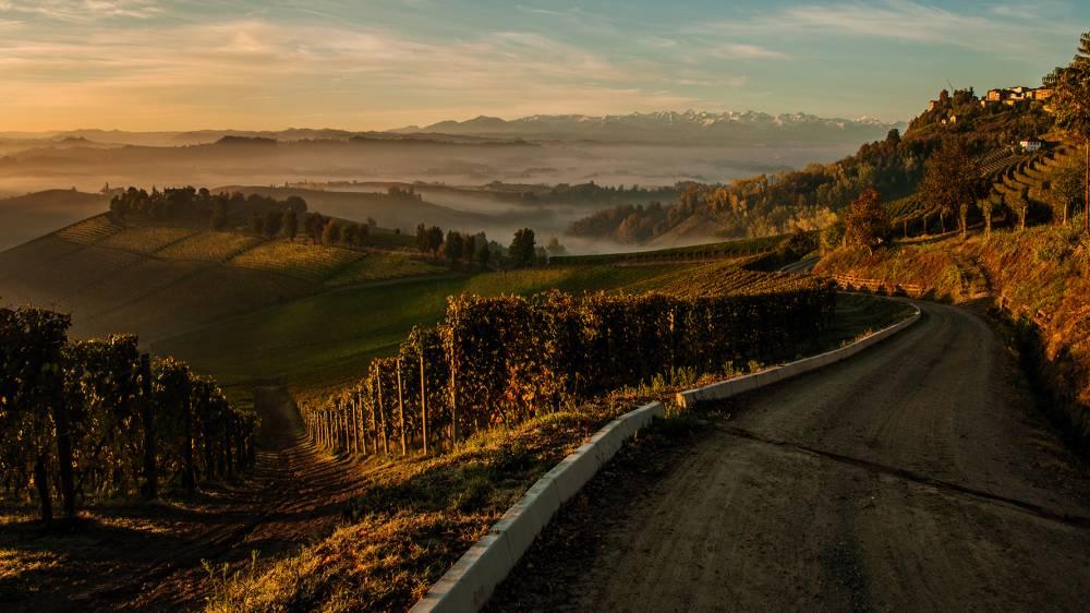 itinerari langhe piemonte in moto