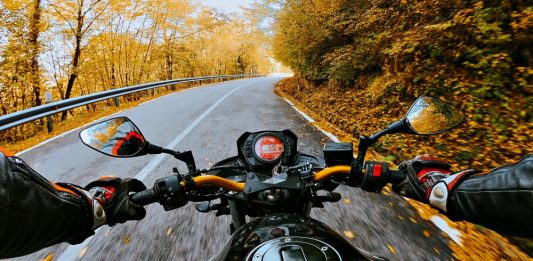 Marche in moto, Urbania - Ph. Luca Franca