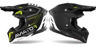 Airoh Aviator 3 casco enduro motocross cross