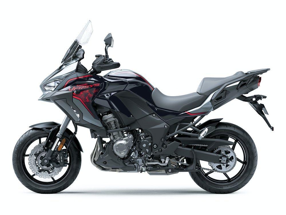 Versys 1000 SE 2021 Showa