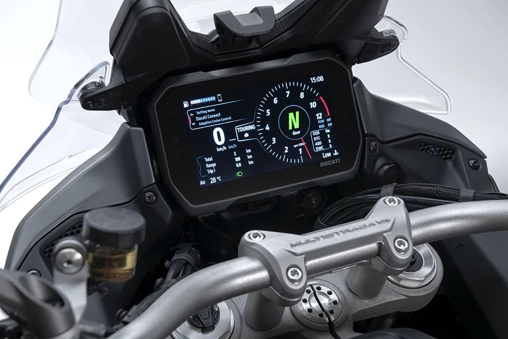 Nuova Ducati Multistrada V4