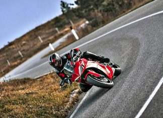 Ducati Supersport 950 MY21