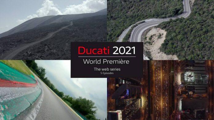 Ducati World Premiere 2021