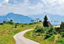 Monte Zoncolan - salita del kaiser moto bici percorso itinerario strada
