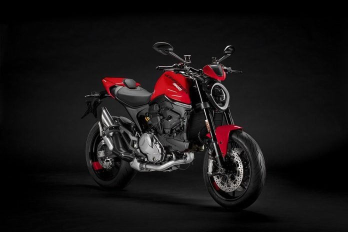 Ducati nuovo Monster 2021