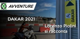 Dakar rally 2021 - Lorenzo Piolini si racconta