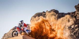 Dakar 2021 Bisha Wadi Ad Dawasir - Barthelemy Guillaume - A.S.O./F.Le Floc'h/DPPI