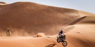 Dakar 2021 Wadi Ad Dawasir - Luciano Benavides - A.S.O./DPPI/F.Gooden