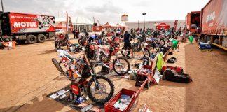 Dakar 2021 - Malle Moto Motul - ASO DPPIF Le Floc'h