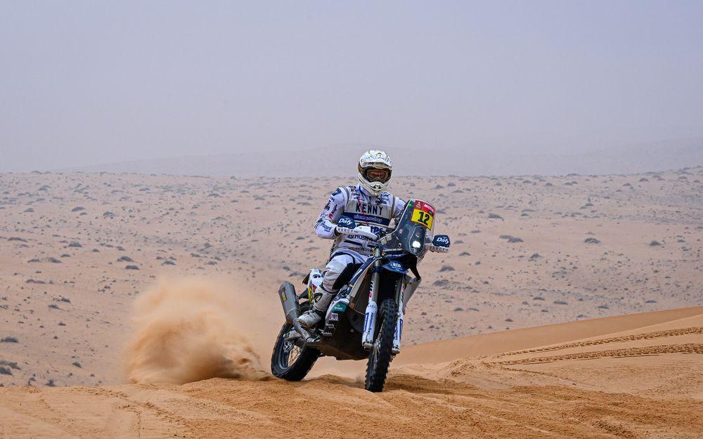 Dakar 2021 - Xavier De Soultrait - A.S.O. E.Vargiolu DPPI