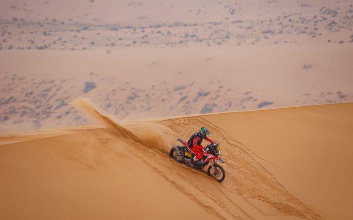 Dakar 2021 - Ricky Brabec - A.S.O F.Gooden DPPI