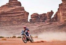 Dakar 2021 - Daniel Sanders - A.S.O. A.Vincent DPPI
