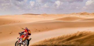 Dakar 2021 - Sam Sunderland - Photo A.S.O. F.Le Floc'h DPPI
