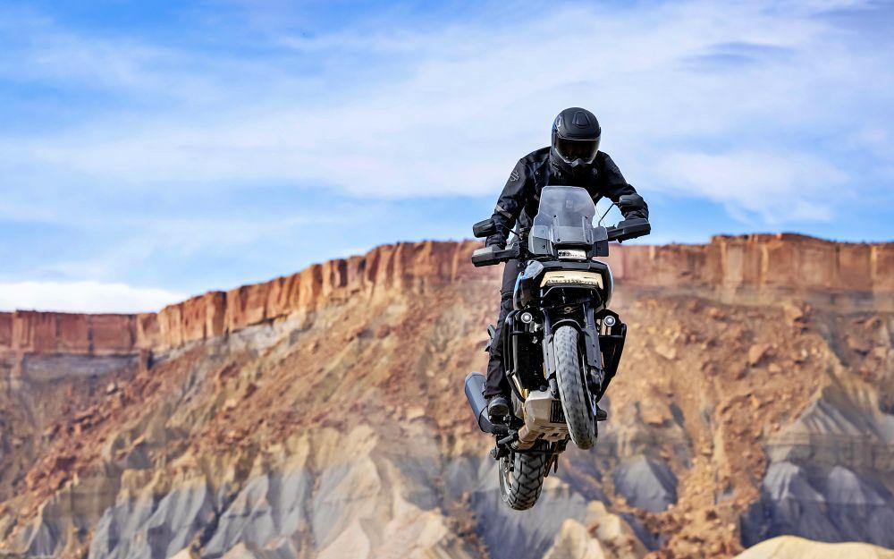 Harley-Davidson Pan America le migliori moto da viaggio