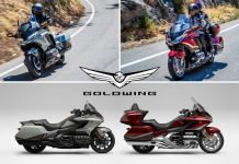 Honda GL2021 Gold Wing 2021
