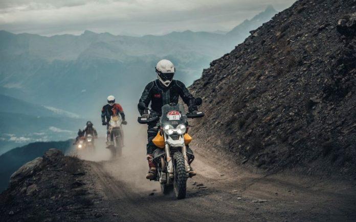 Moto Raid Experience - Alps Tourist Trophy