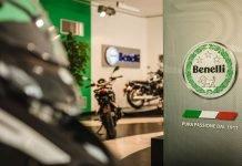 Benelli Showroom di Pesaro - Gadani Moto