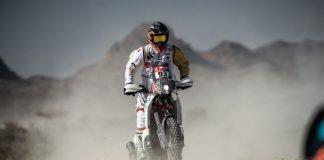Dakar 2021 Jeddah Bisha - Lorenzo Piolini