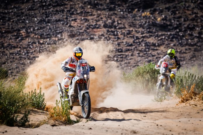 Dakar 2021 Stage 4 - Lorenzo Piolini - A.S.O./F.Le Floc'h/DPPI