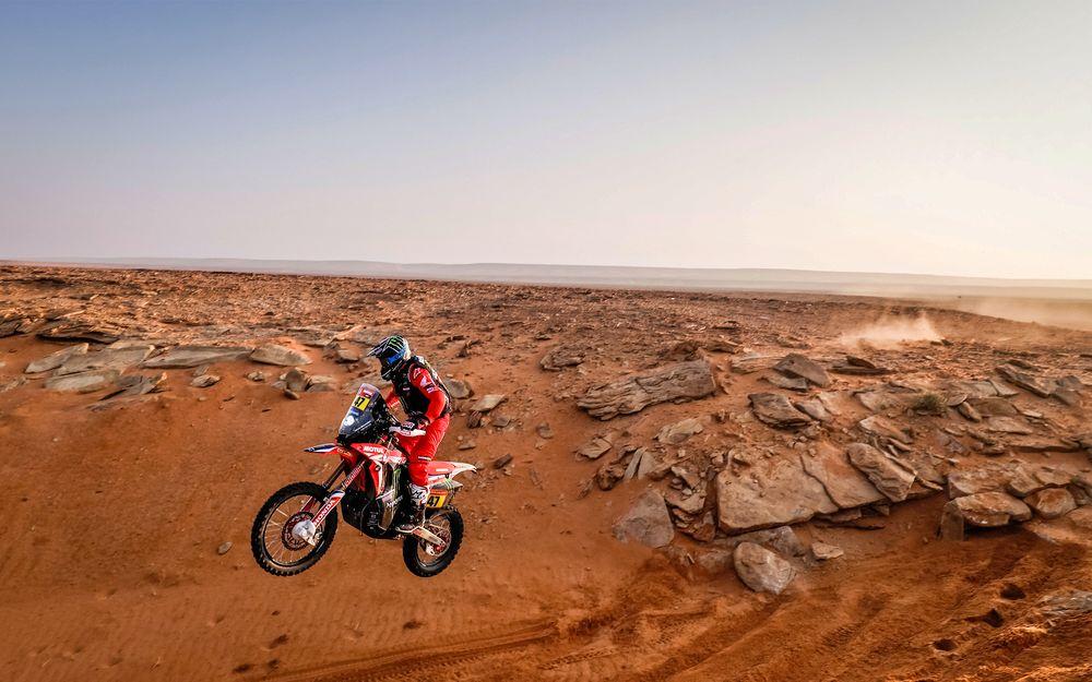 Dakar 2021 - Kevin Benavides - A.S.O. F.Le Floc'h DPPI