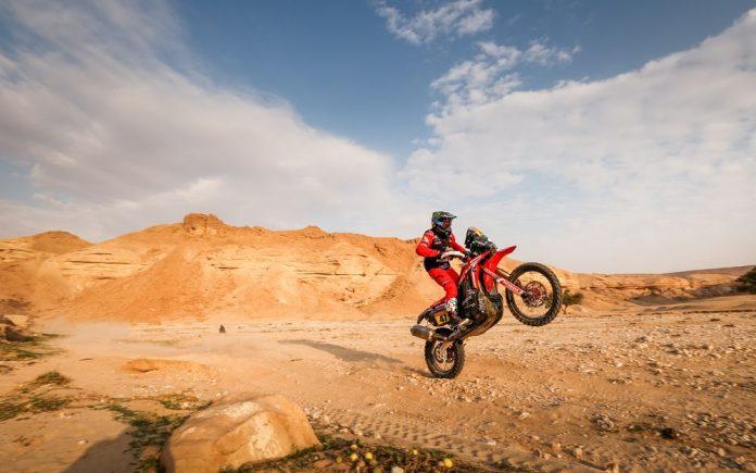 Dakar 2021 - Kevin Benavides - ASO DPPIF Le Floc'h