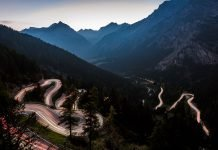 Passo del Maloja - Svizzera - Maloja Pass