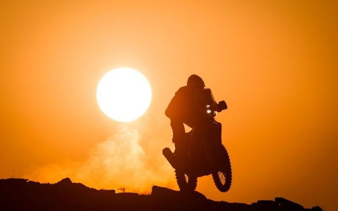 Dakar 2021 - Sam Sunderland - A.S.O. F.Gooden DPPI