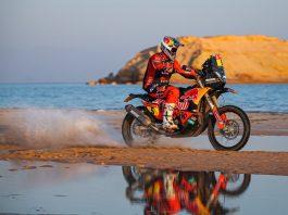 Dakar 2021 - Sam Sunderland - Photo Julien Delfosse / DPPI