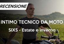 Sixs - Intimo tecnico da moto